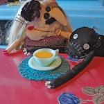 Il tè delle 5 a casa mia, palline al cocco, brutti ma buoni