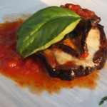 Melanzane in finta parmigiana