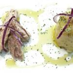 Tonno con contorno di patate, ricetta anticrisi
