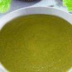 La cena salutista e la minestra di lattuga